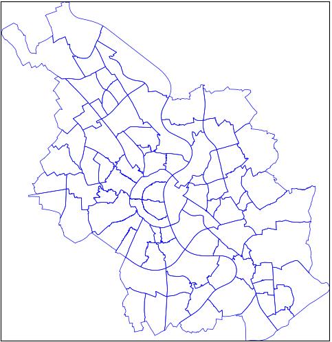 Investigating bike rentals in Cologne - Part 2: Map visualization